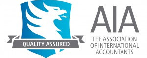 AIA Quality Assured Blue